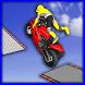 Extreme Motorbike Racing Crazy Stunts