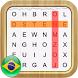 Caça Palavras Brasileiro by topandroid