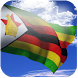 3D Zimbabwe Flag by App4Joy