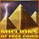 Pyramid of Pharaoh's Treasure - Egyptian 777 Slots