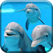 Underwater Dolphins Live Wallp by Ginger Girls
