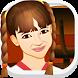 Dress Up Cute Girl by KeyGames Network B.V.