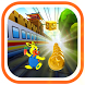 Bunny Runner Adventure subway by Funny Adventure Game Online for kids