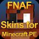 FNAF skins for Minecraft PE by Pakin developer