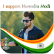 I Support PM Modi by Photos Editor Apps
