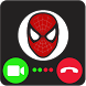 Call video spider-man prank by ENTINGDEV