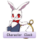 Character Clock(Free) by メル