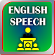 Speech in English