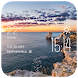 Durban weather widget/clock by Widget Dev Studio