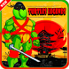 His turtle shadow legend ninja by saitokeni