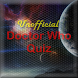 Unofficial Doctor Who Quiz by dbyers.co.uk