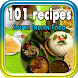 101 Recipes South Indian Foods by HSA Studios