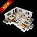 3D Home Floor Designs Ideas by DIY Craft Ideas