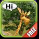 Talking Giraffe by PhoneLiving LLC