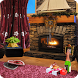 Romantic Fireplace LWP Full by New Style Live Wallpaper HQ