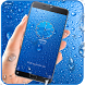 Water droplet refreshing theme by cool theme designer