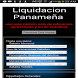 Calculadora Liquidacion panama by gsm507 Troy Phillips
