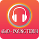 Lagu PAYUNG TEDUH - Akad MP3 by ANDROMEDA MUSIC Ltd.