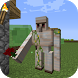 Mod Golem World for MCPE by Games by MiMi