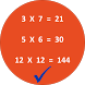 Table Multiplication by NAWFAL JEBBOR