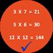 Table Multiplication by NAWFAL JEBBOR