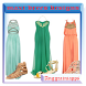maxi dresses by Anggrainiapps
