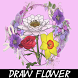 Learn How To Draw Flower