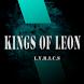 Kings Of Leon Top Lyrics by sevenohan