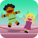 Boo Skip Rope by rikkir inc