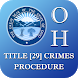 Ohio Crimes - Procedure by xTremeDots