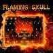 Horrible Fire Skull Theme