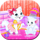 Kitty Love Cat Furry Makeover - Fluffy Pet Salon