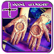 Simple Mehndi Designs by Moon Glaive