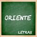 Oriente Letras by SandMedia Cirebon