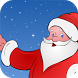 Santa Flying Merry Christmas by Top Music 2017
