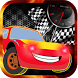 Lightning McQueen Cars Racing by Right One Id