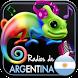 Emisoras de Radio en Argentina by Apps Audaces