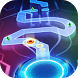 Follow the Line : Glow Space by Pixie Games Mobile
