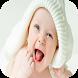 cute baby images by Harumando