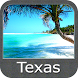 Texas gps nautical charts by FLYTOMAP