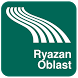 Ryazan Oblast Map offline