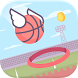 Flappy Dunk Game by PlayShaft