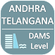 AP & Telangana Dams Level by Vasithwam