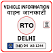 Delhi RTO Vehicle Information by Vebsecure