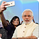 Selfie with Narendra Modi Ji by Top Photo apps