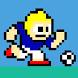 ゆけ!金髪ドリブラー!! サッカーゲーム! by hananishiko
