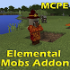 Elemental Mobs Addon for MCPE by Drodon Studio