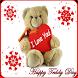 Valentine Teddy Day Stickers by Studio Application