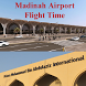 Madinah Airport Flight Time by ASoftTech