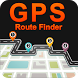 GPS Route Finder + Navigator by NectarineApps